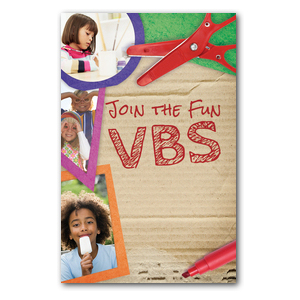 VBS Crafts Medium InviteCards