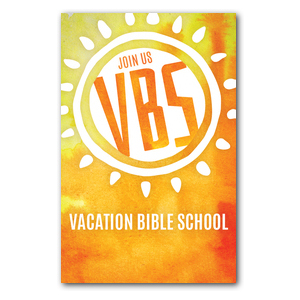 VBS Sunny  Medium InviteCards
