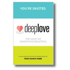 Deep Love InviteCard