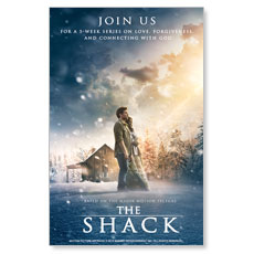 The Shack Movie InviteCard