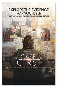 The Case for Christ Movie Medium InviteCards
