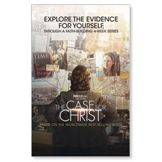 The Case for Christ Movie InviteCard