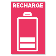 Recharge InviteCard