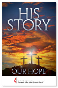 UMC His Story Our Hope InviteCards