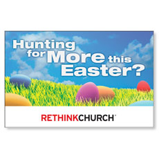 UMC Easter Hunt InviteCard