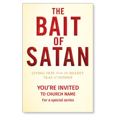 Bait of Satan InviteCard