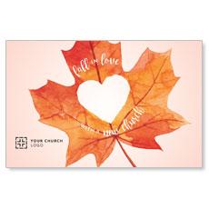 Heart Leaf InviteCard