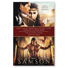 Samson Movie InviteCard