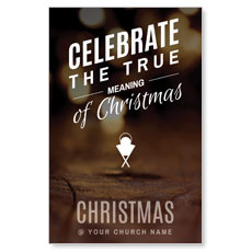 Celebrate True Meaning InviteCard