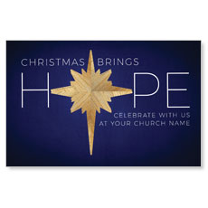 Hope Star InviteCard