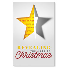 Star Revealing InviteCard