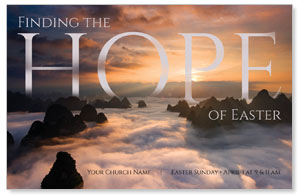 Hope Mountains InviteCards