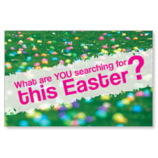 UMC Easter Search InviteCard