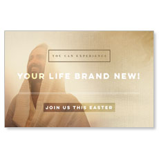 Easter Life Brand New InviteCard