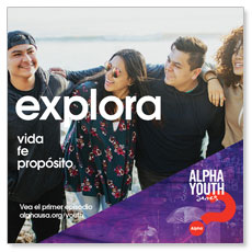 Alpha Youth Purple Spanish