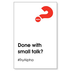 Alpha Small Talk