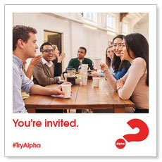 Alpha Youre Invited