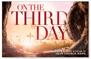 Third Day Medium InviteCards