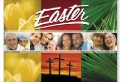 Easter Cheer JumboCard
