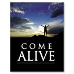 Come Alive JumboCard