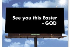 Easter Billboard JumboCard