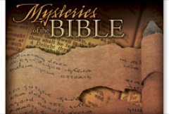 Mysteries of the Bible JumboCard