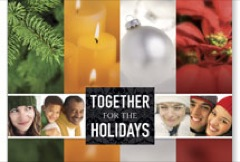 Together for the Holidays JumboCard