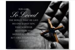 John 3:16 JumboCard