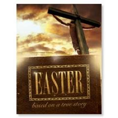Easter True Story JumboCard