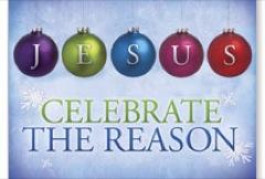 Jesus Ornaments JumboCard