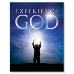 Experience God Reach JumboCard