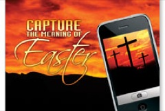 Capture Easter JumboCard