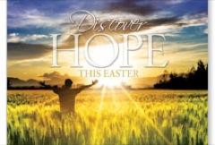 Easter Hope Field JumboCard
