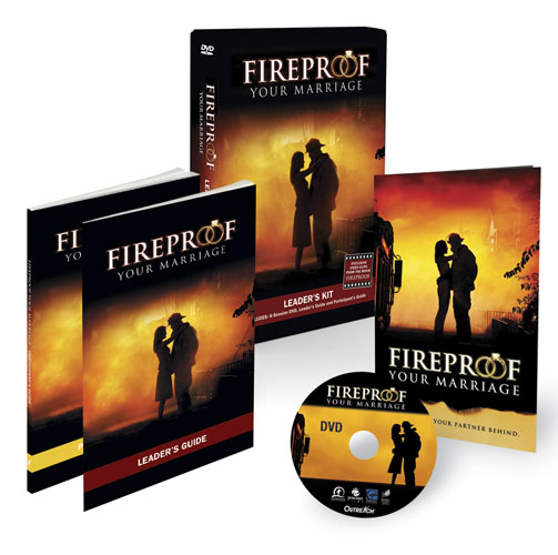 Small Groups, Fireproof and Love Dare, Fireproof Leader's Kit (single)