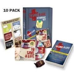To Save a Life Students Kit (10 pack)