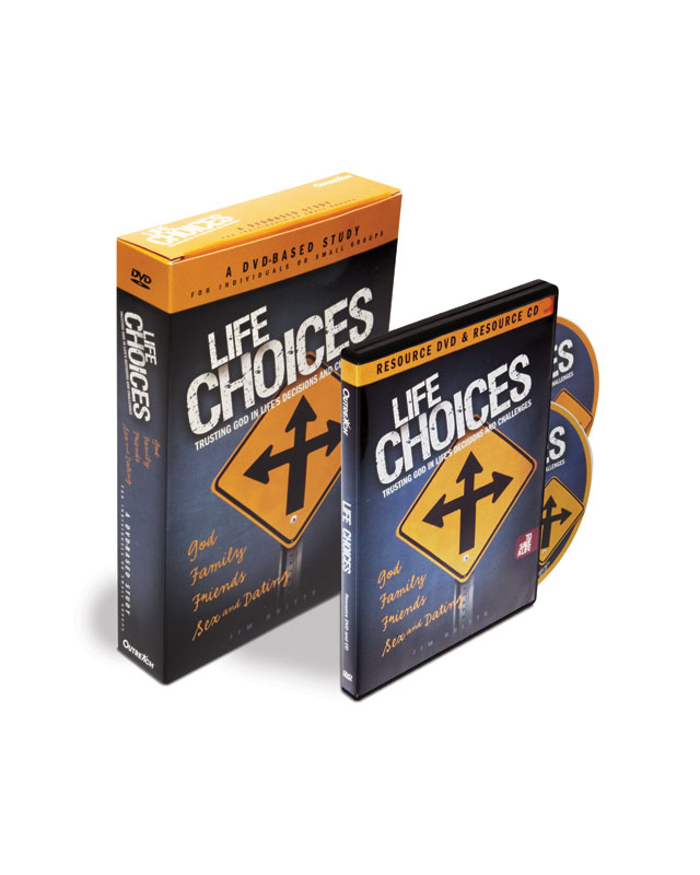 Small Groups, Life Choices, Life Choices DVD-based Study - single