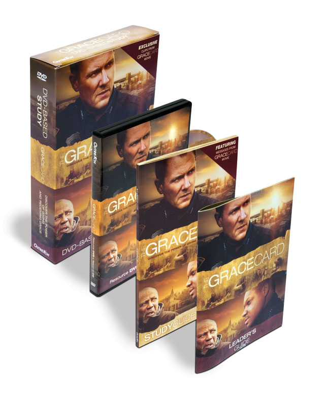 Small Groups, Grace Card, Grace Card DVD-based Study Kit - Single