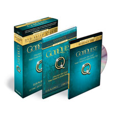 GodQuest DVD-based Study - Teen Edition