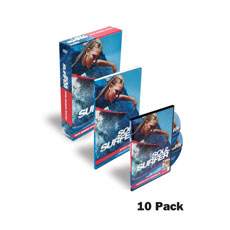 Soul Surfer DVD-based Study Kit - 10 pk