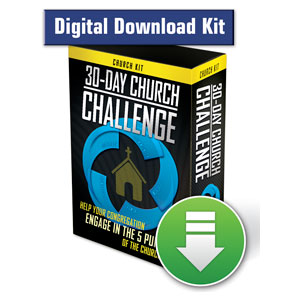 30-Day Church Challenge Campaign Kits