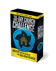 30-Day Church Challenge DVD-Based Study