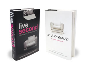 I Am Second Outreach Books