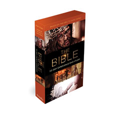 The Bible 30 Day Experience DVD Based Study