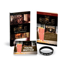 The Bible Miniseries Party Kit