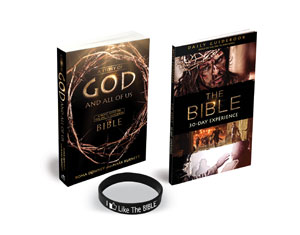 The Bible Go Deeper Kit