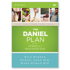 The Daniel Plan Small Group DVD Study