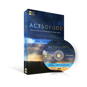 Acts of God Small Group Study w/DVD StudyGuide