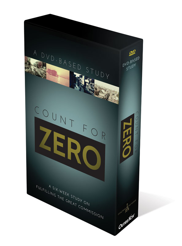 Small Groups, Count for Zero, Count for Zero Small Group DVD Study Kit