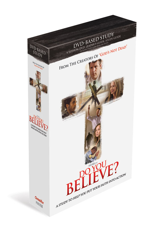 Do You Believe DVD Study Kit