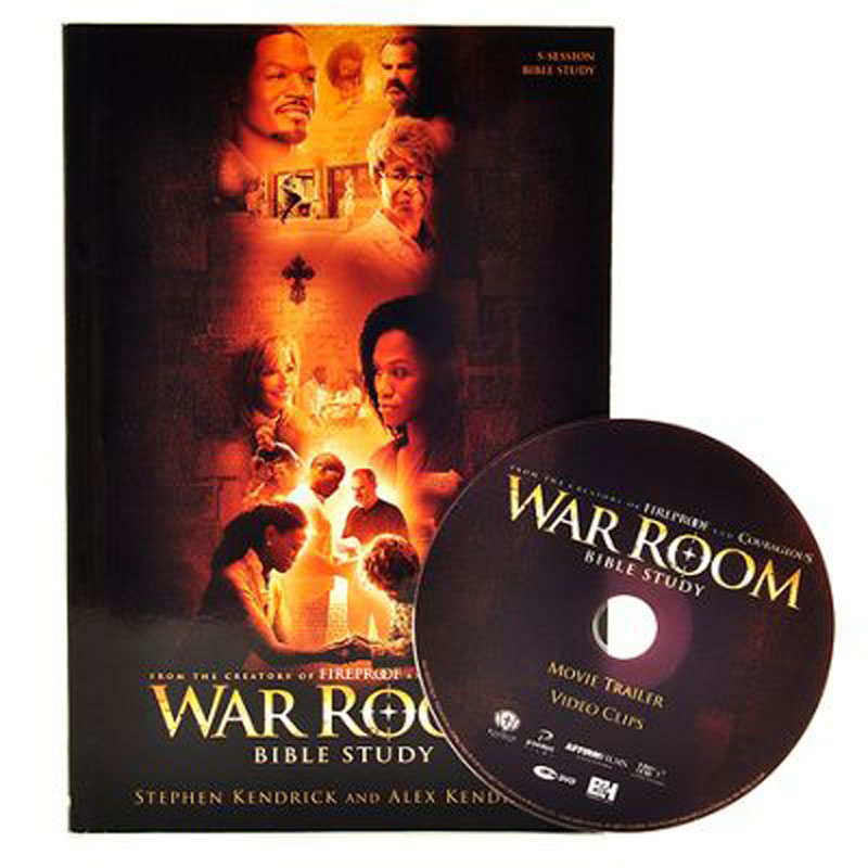 War Room Study Kit Church Media Outreach Marketing